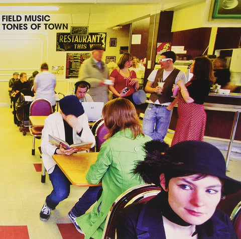 Field Music/Tones Of Town [LP]