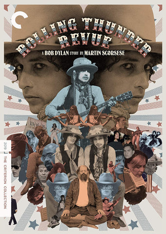 Rolling Thunder Revue: A Bob Dylan Story by Martin [DVD]