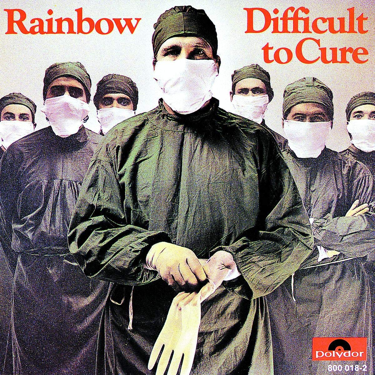 Rainbow/Difficult To Cure [CD]