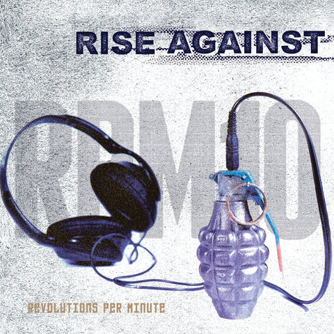 Rise Against/Revolutions Per Minute [LP]
