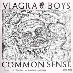 Viagra Boys/Common Sense [LP]