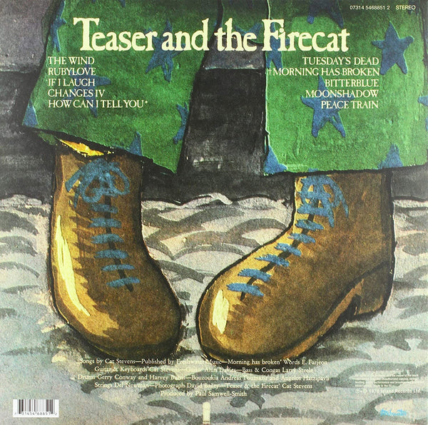 Stevens, Cat/Teaser And The Fire [LP]