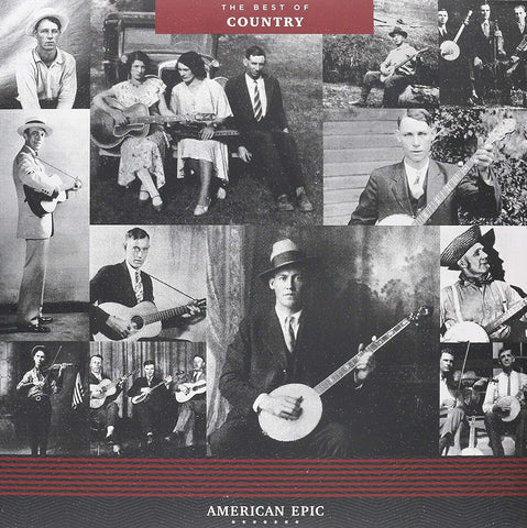 American Epic/Best Of Country [LP]