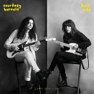 Vile, Kurt & Barnett, Courtney/Lotta Sea Lice [LP]