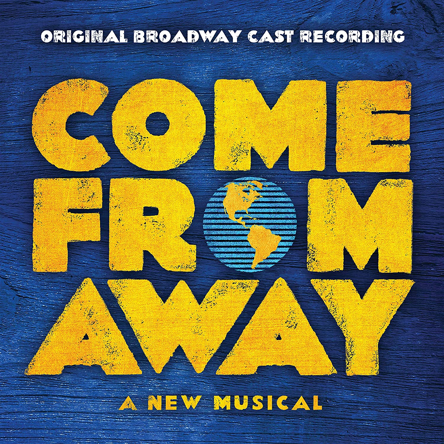 Soundtrack/Come From Away (Cast Recordings) [LP]