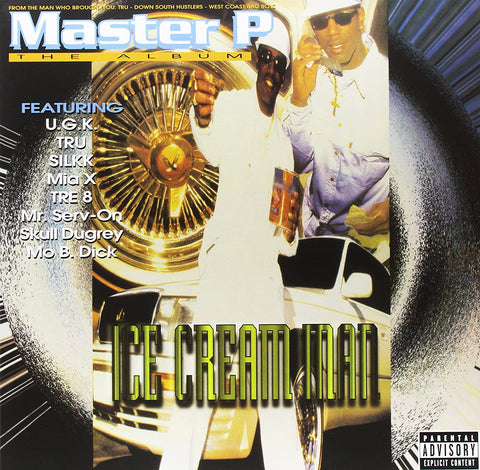 Master P/Ice Cream Man [LP]