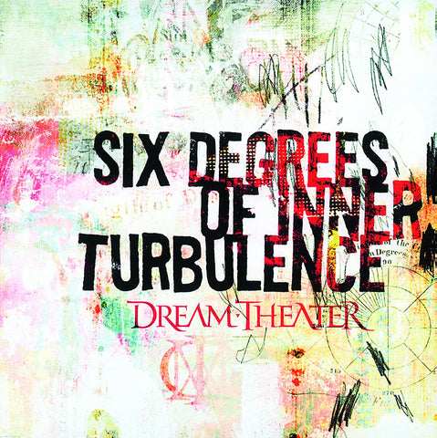 Dream Theater/Six Degrees Of Inner Turbulence (Audiophile Pressing) (2LP) [LP]