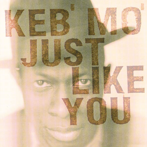 Keb' Mo/Just Like You (MOV Audiophile) [LP]