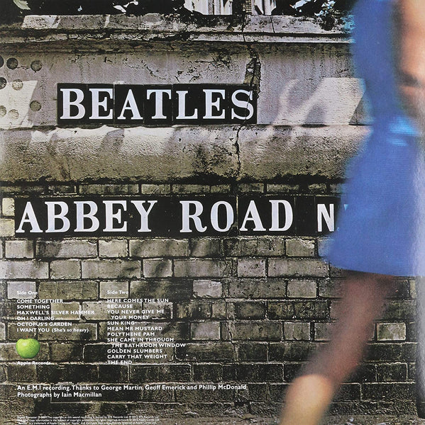 Beatles, The/Abbey Road [LP]