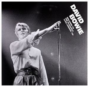Bowie, David/Welcome To The Blackout (Live London '78) (3LP) [LP]