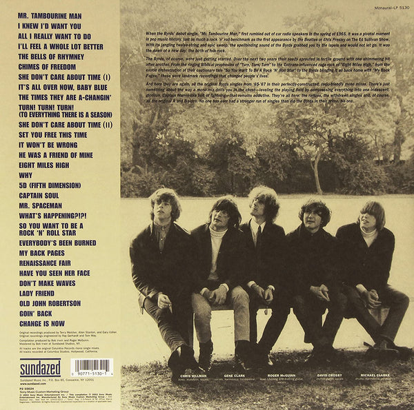 Byrds, The/Columbia Singles '65-'67 (2LP) [LP]
