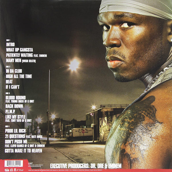 50 Cent/Get Rich Or Die Tryin' (2LP) [LP]