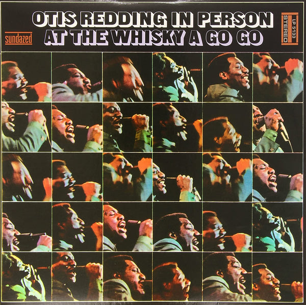 Redding, Otis/At The Whisky A Go Go [LP]