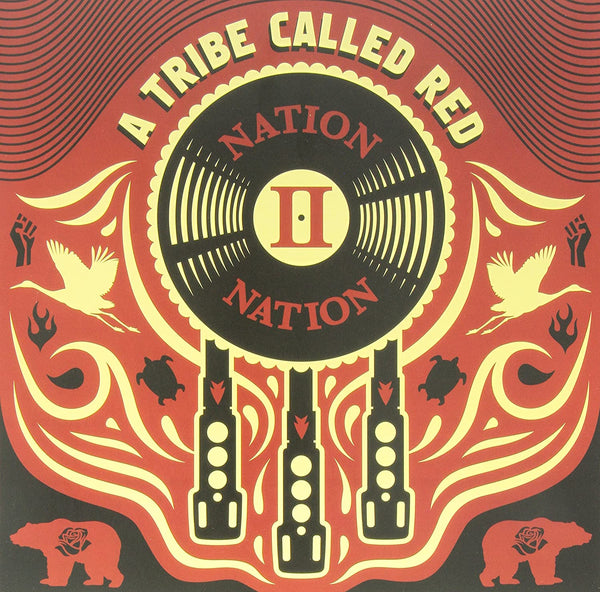 Tribe Called Red, A/Nation II Nation [LP]