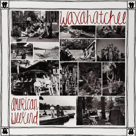 Waxahatchee/American Weekend [LP]