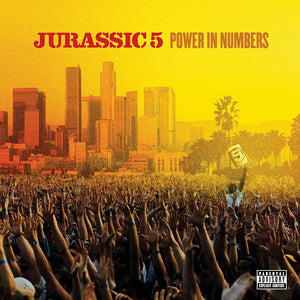 Jurassic 5/Power In Numbers [LP]