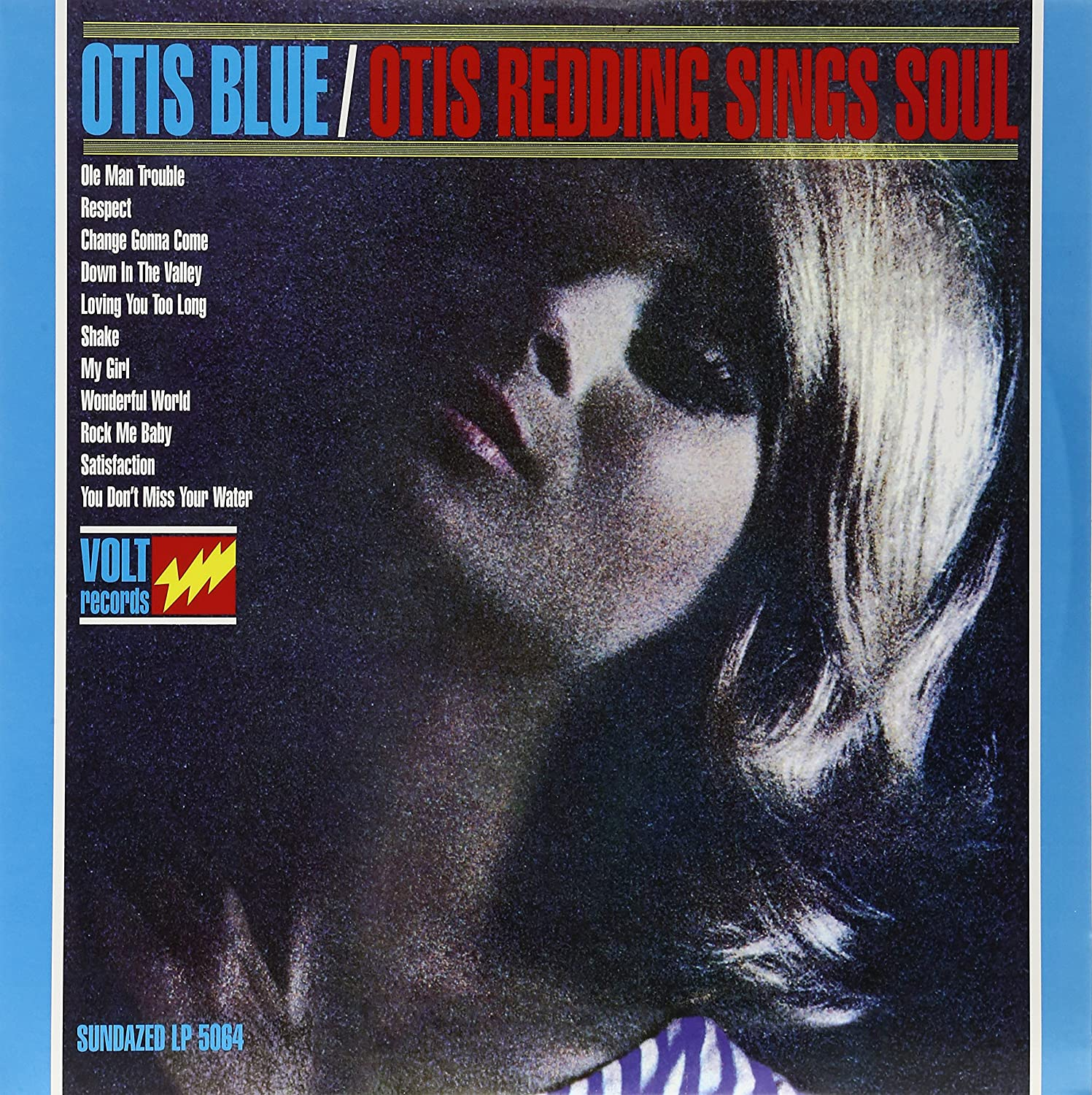 Redding, Otis/Otis Blue (Mono) [LP]
