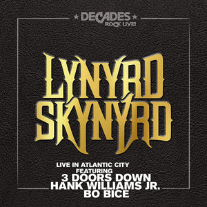 Lynyrd Skynyrd/Live In Atlantic City [LP]