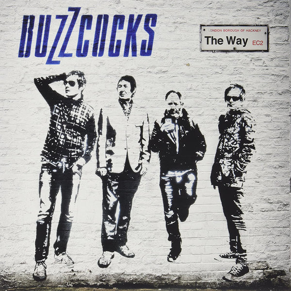 Buzzcocks/The Way [LP]