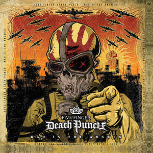 Five Finger Death Punch/War Is The Answer [LP]