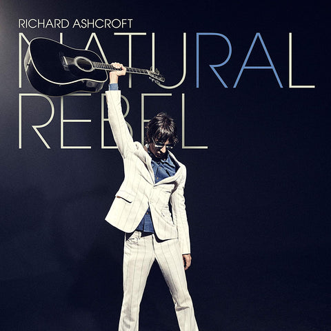 Ashcroft, Richard/Natural Rebel [LP]