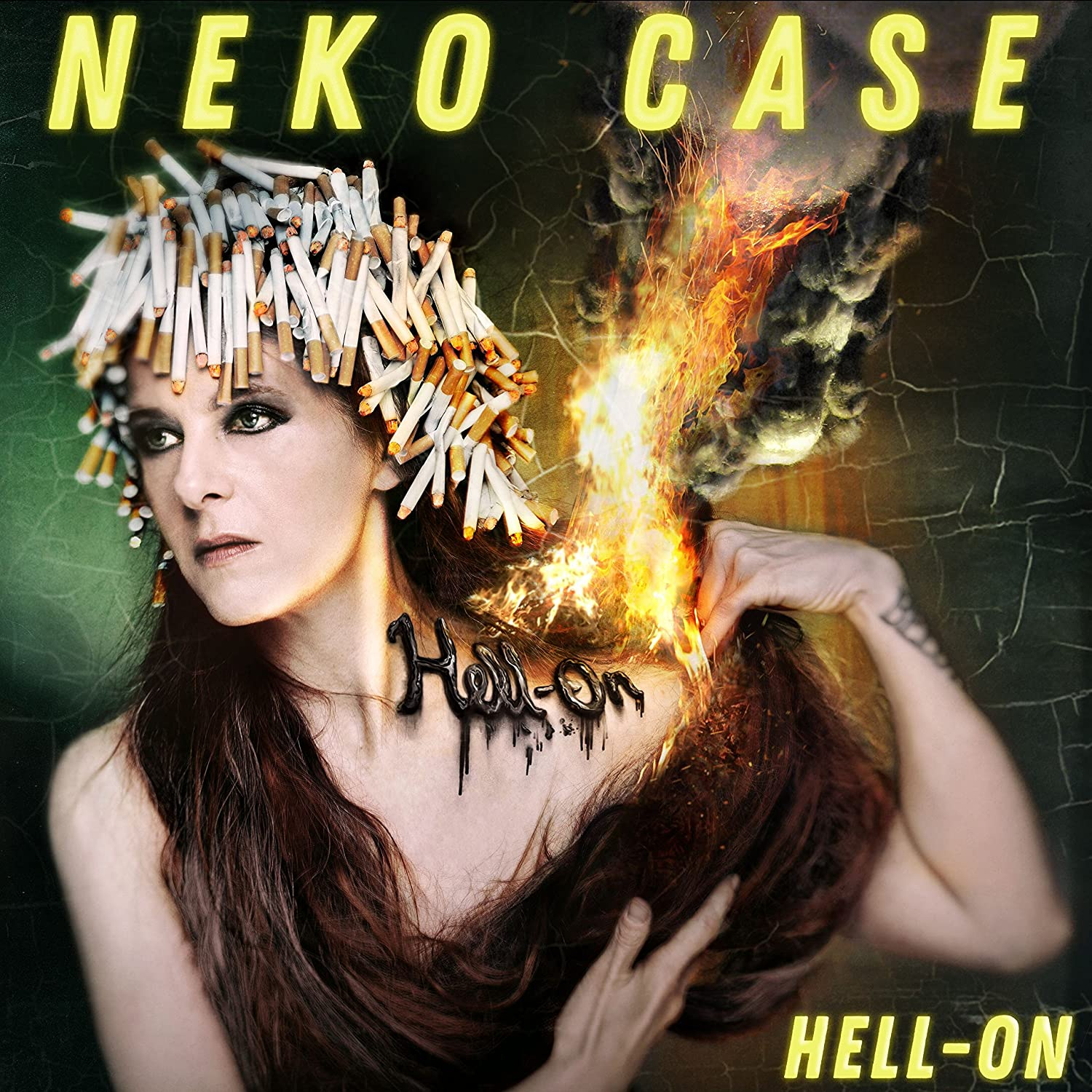Case, Neko/Hell-On (2LP) [LP]