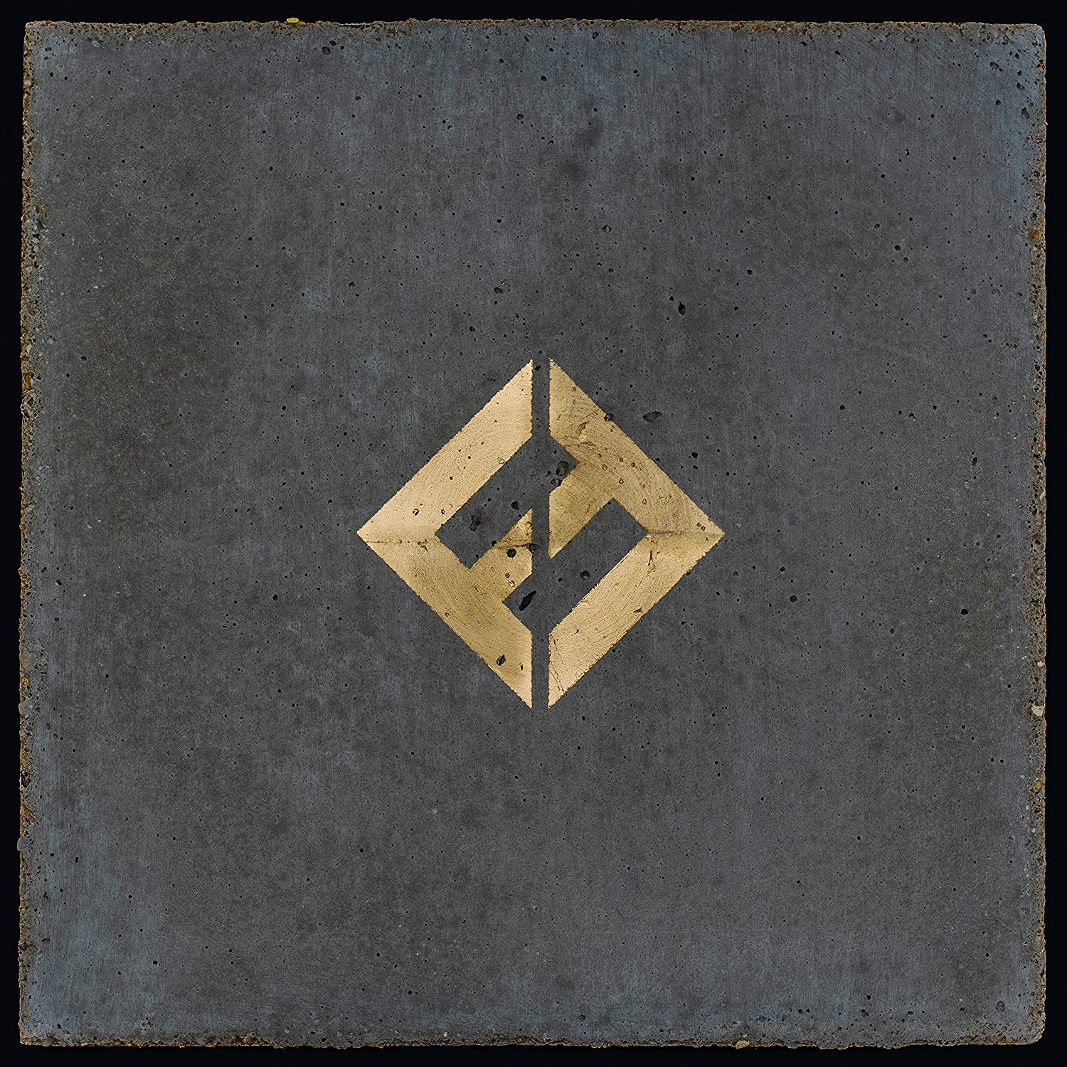Foo Fighters/Concrete And Gold [CD]