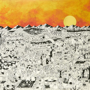 Father John Misty/Pure Comedy [LP]