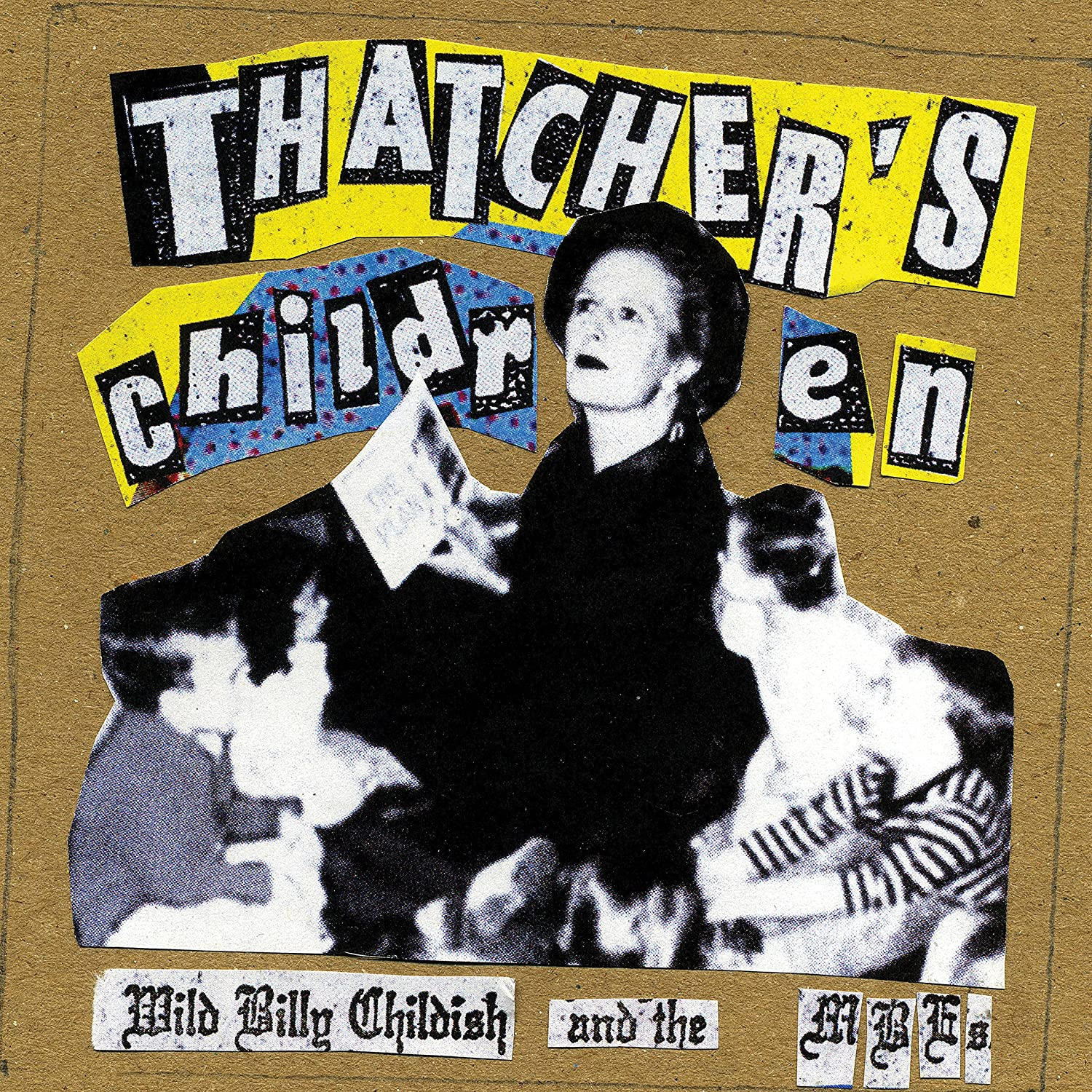 Wild Billy Childish/Thatcher's Children [LP]