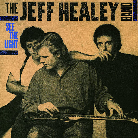 Healey, Jeff/See The Light [LP]