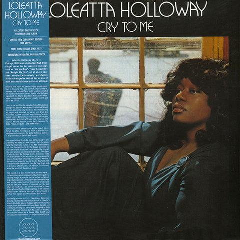 Holloway, Loleatta/Cry To Me [LP]
