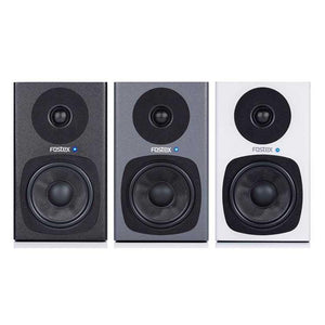 Fostex PM0.4d Speaker System (Gray) [Turntable]
