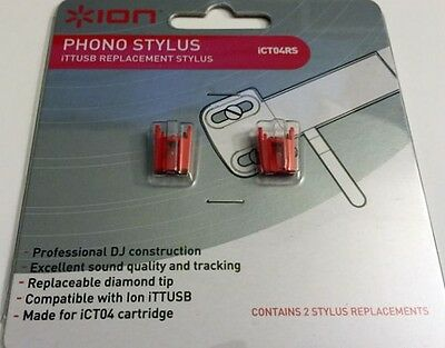 Ion Replacement Stylus (2-Pack)