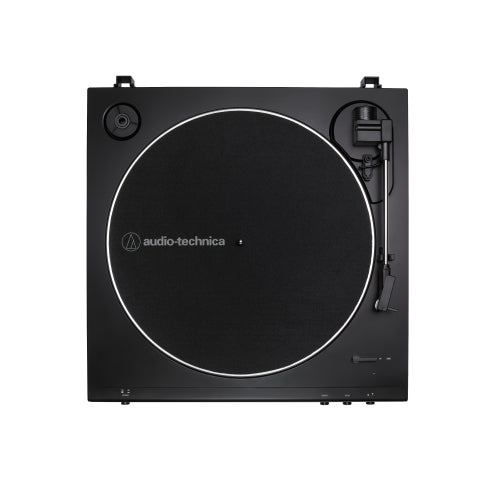 Audio-Technica/AT-LP60X-GM Turntable - Silver [Turntable]