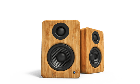 Kanto YU-2 Powered Speakers (Bamboo)