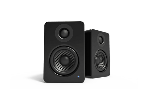 Kanto - Yu 2 Powered Speakers - Obsidian