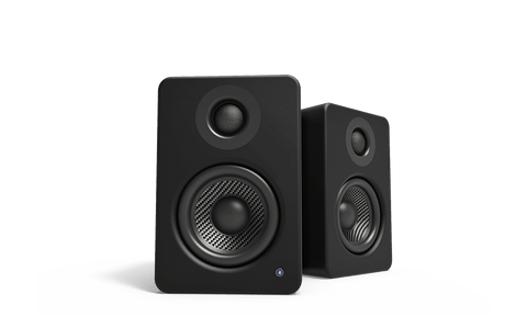 Kanto YU-2 Powered Speakers (Matte Black)
