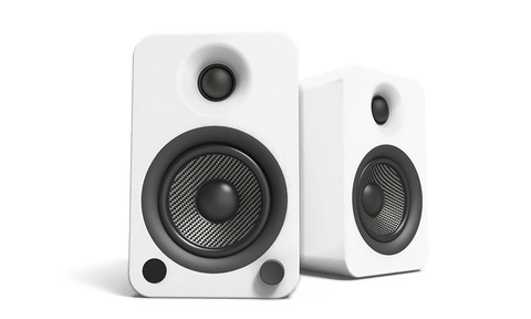 Kanto Yu 4 Powered Speakers - Matte White