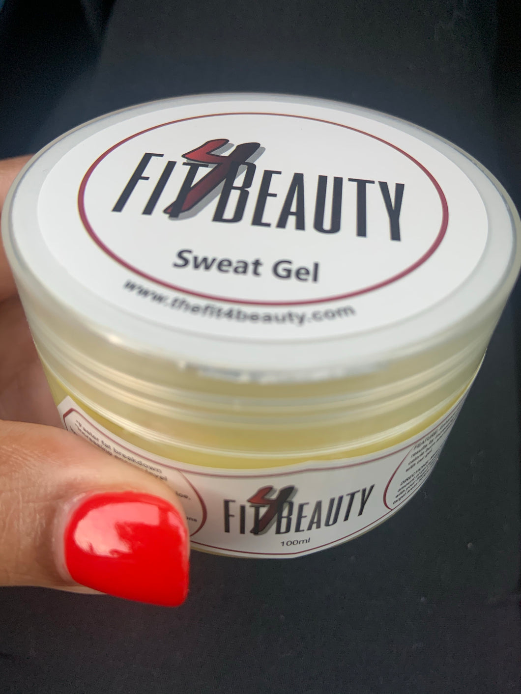 Fit4beauty Sweat Gel