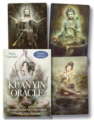 Kun Yin Oracle (Pocket Edition) by Alana Fairchild and Zeng Hao