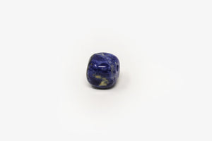 Sodalite Drilled Tumbled Pendant