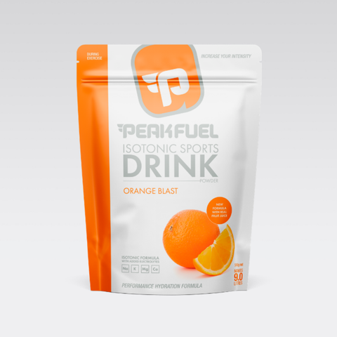 Peakfuel Hydration 500g- Orange