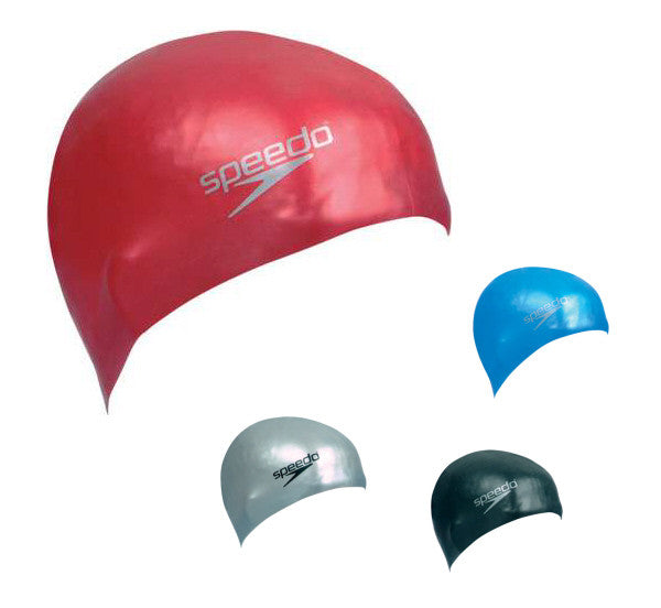Speedo Long Hair Swimming Cap