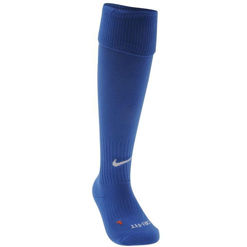 Nike Over The Calf Football Socks-Royal