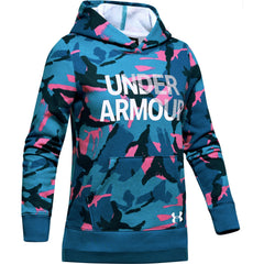 Under Armour Girls Rival Hoody