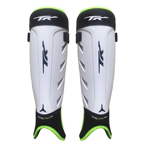 TK 2.1 Shin Guards- White/Black/ Lime