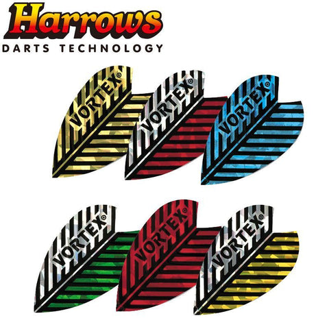 Harrows Vortex Dart Flites