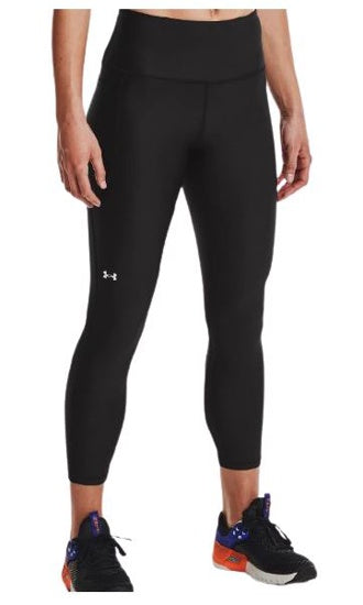 Under Armour Womens Heat Gear Armour Hi Rise 7/8 Tights