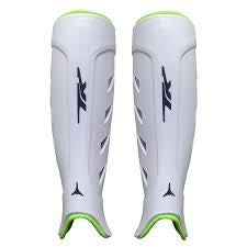 TK 2.2 Shin Guards - White/Lime