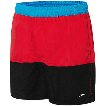 Speedo Boys Solid Panel Leisure Watershorts